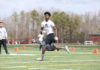 Justyn Ross at the Nike Football The Opening Atlanta. The Opening/Tom Hauck